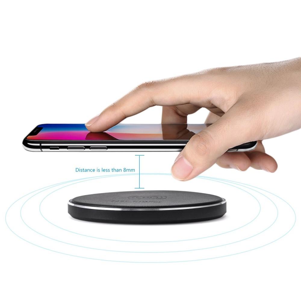Les smartphones compatibles avec la recharge à induction