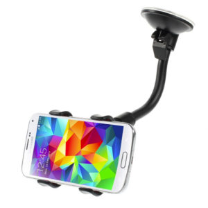SUPPORT TELEPHONE VENTOUSE PINCE