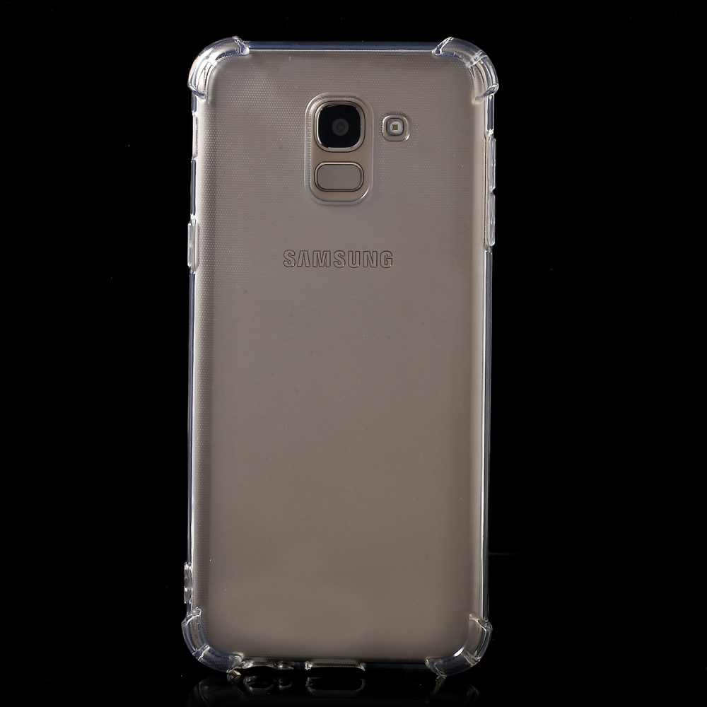 coque galaxy j6 transparente