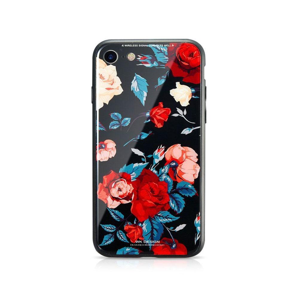 coque iphone 7 a fleur