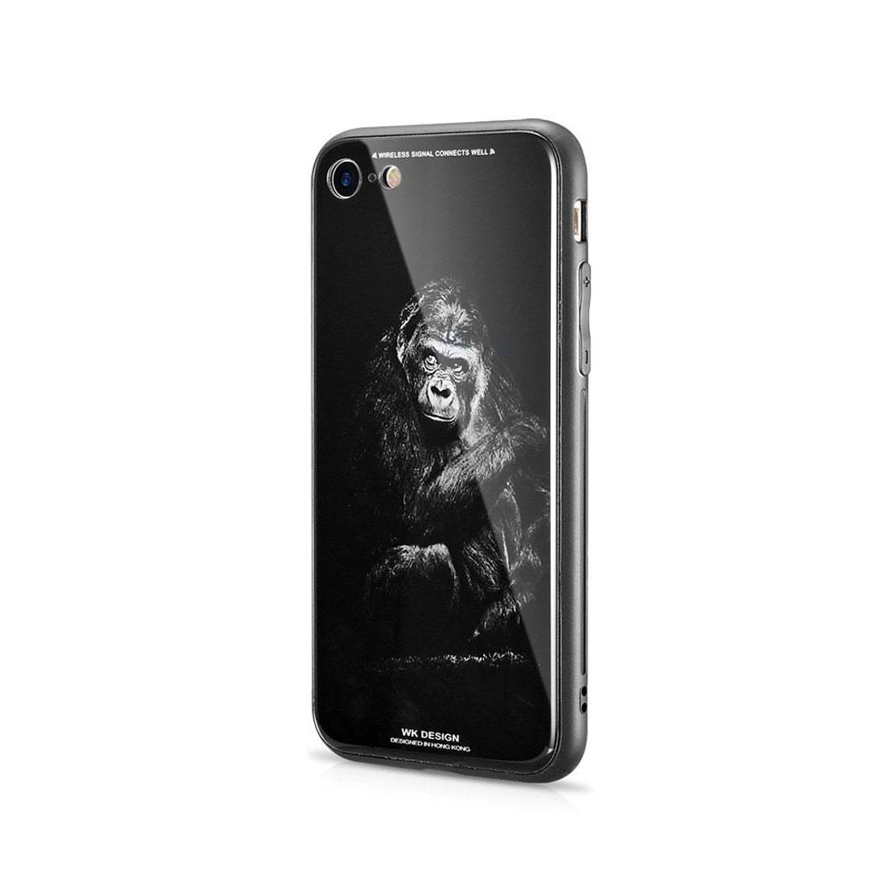coque iphone 12 singe