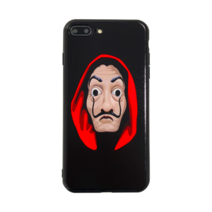 COQUE IPHONE 6/6S PLUS MASQUE DALI