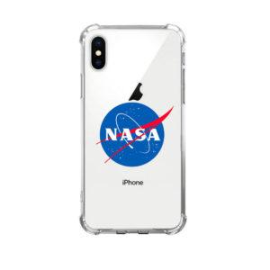 COQUE IPHONE XS MAX NASA