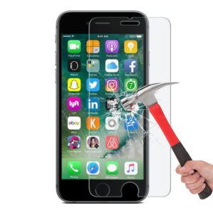 PROTECTION VERRE TREMPE IPHONE 7/8 PLUS