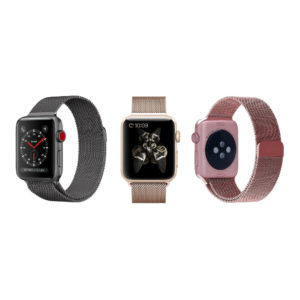 BRACBRACELET APPLE WATCH 38MM / 40MM MILANAISELET APPLE WATCH 38MM / 40MM MILANAIS