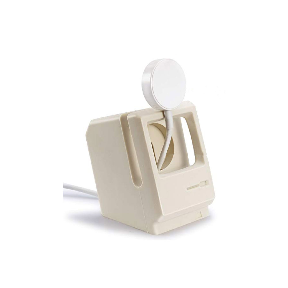 SUPPORT DE CHARGE APPLE WATCH EN SILICONE