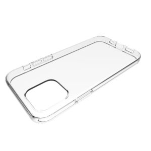 Coque Iphone 12 silicone translucide