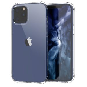 Coque iPhone 12 PRO MAX silicone Angles renforcés