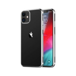Coque iPhone 12 MINI silicone Transparente