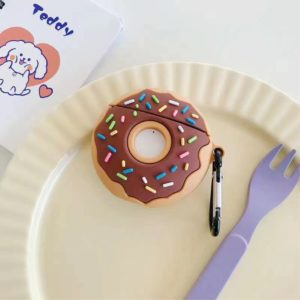 COQUE AIRPODS DONUTS SHAPE
