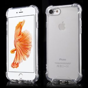 Coque iPhone SE 2020 silicone angles renforcés