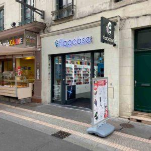 flapcase 36 rue de Bordeaux 37000 TOURS